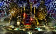 Babbage throne