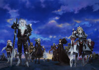 Apocrypha Anime Factions