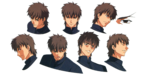 Ufotable Fate Zero Kirei Character Sheet2