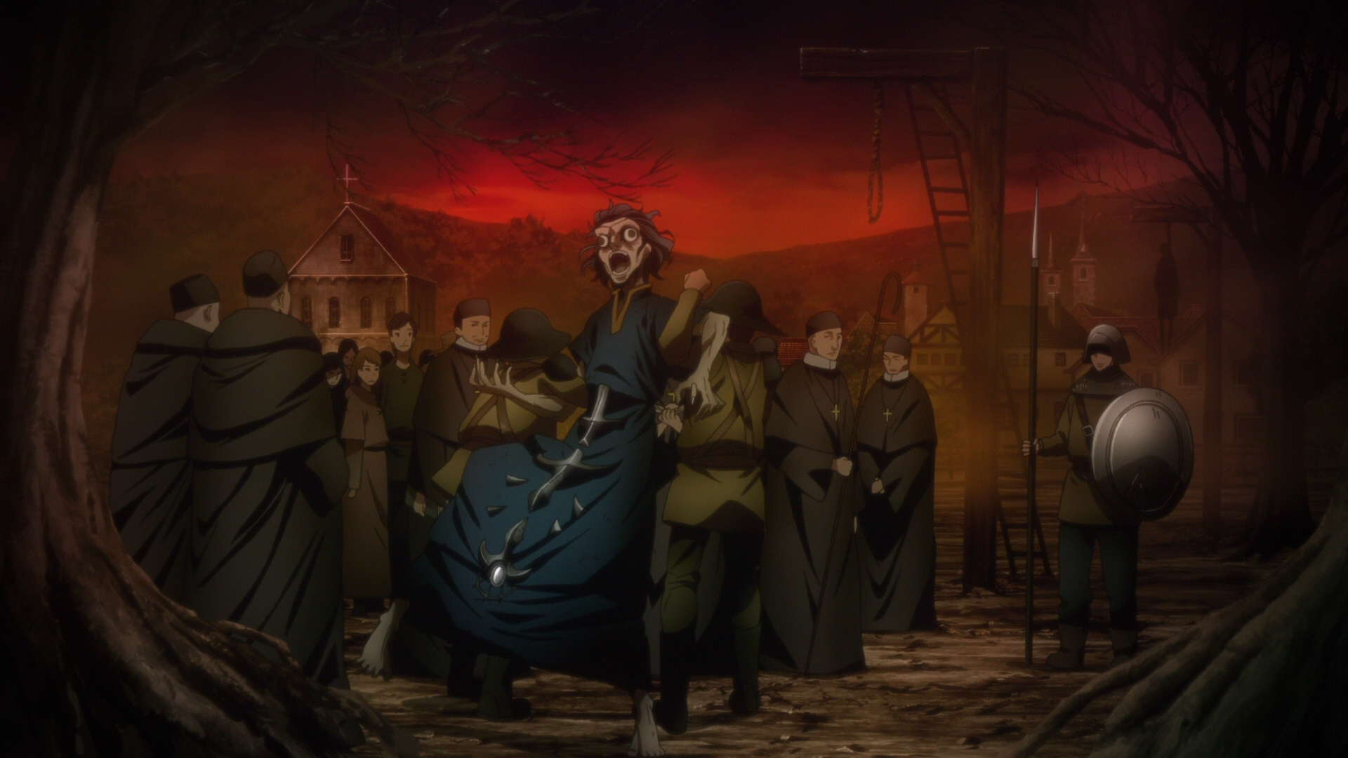 Caster fatezero type moon wiki fandom powered by wikia gilles before his execution the execution of gilles de rais biocorpaavc