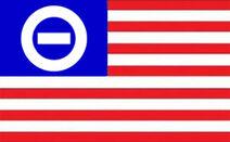 Type O American flag