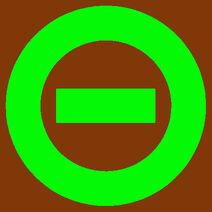 Logo brown bkgd
