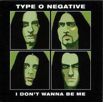 I Don't Wanna Be Me