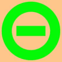 Logo peach bkgd