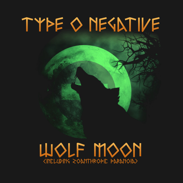 Type o negative wolf moon lyrics