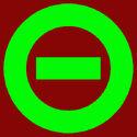 Logo maroon bkgd