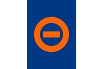 Type O Brooklyn flag