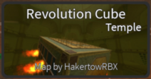 Revolution Cube (Temple)