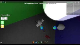 ROBLOX Epic Minigames - Red, green, blend