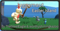 Juggernaut (Easter Island)