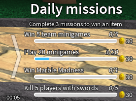 Dailymissions