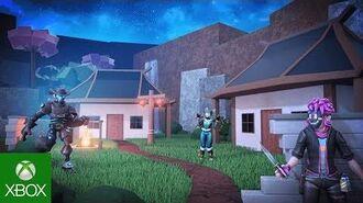 Roblox Silent Assassin Xbox Trailer