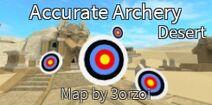 Accurate Archery Desert
