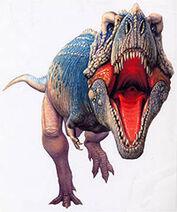 Tyrannosaurus Luis Rey