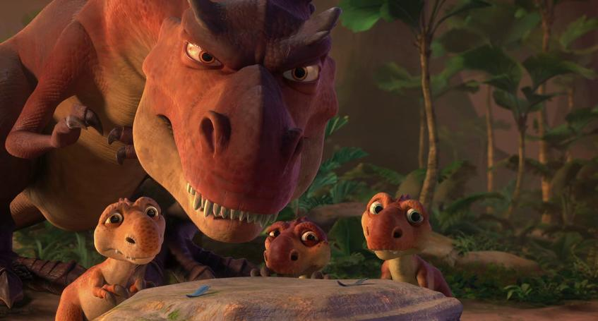 Ice Age Dawn Of The Dinosaurs Baby Dinos Sid