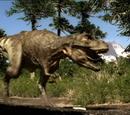 Female Tyrannosaurus (Walking with Dinosaurs)