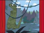 Tyrannosaurus (Horrible Histories)