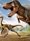 Tyrannosaurus feathers