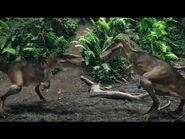 Tyrannosaurus Chicks Dinosaur Revolution