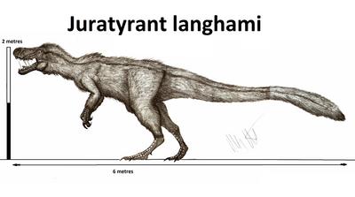 Juratyrant langhami by teratophoneus-d7tcg8r