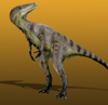 Early tyrannosaur