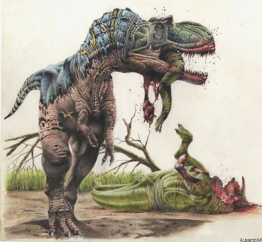 File:Albertosaurus by sharkeytrike-d502kos.jpg