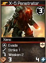 X-5 Penetrator