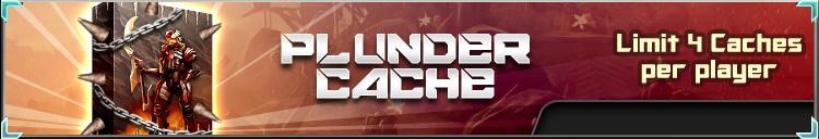 Plunder cache banner