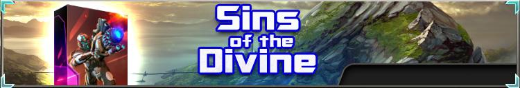Sins divine banner
