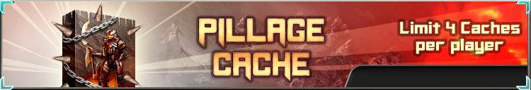 Pillage cache banner