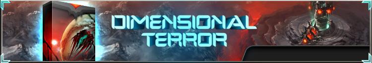 Dimensionalterror box banner