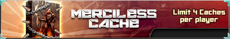 Merciless cache banner