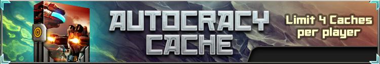 Autocracy cache banner