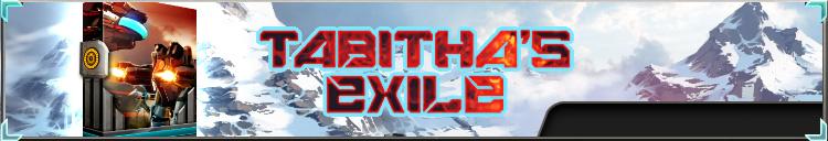 Tabithas exile banner