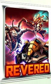 Revered pack