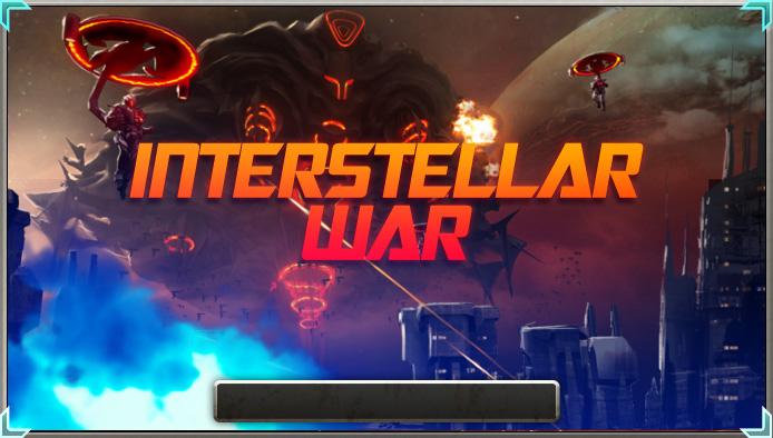 Interstellar war mainbanner