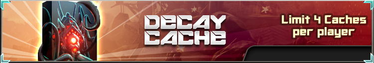 Decay cache banner