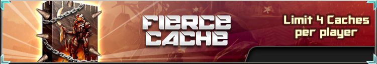 Fierce cache banner