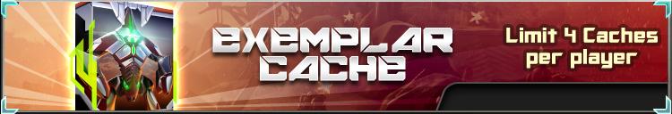 Exemplar cache banner