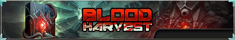 Blood harvest longbanner