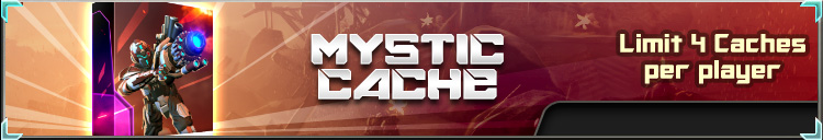 Mystic cache banner