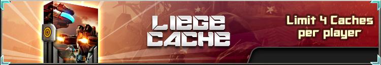 Liege cache banner