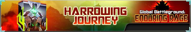 Harrowing journey box banner enduring rage