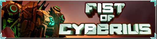 Cyberius gacha banner