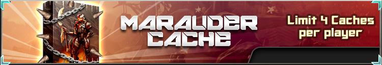Marauder cache banner