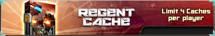 Regent cache banner