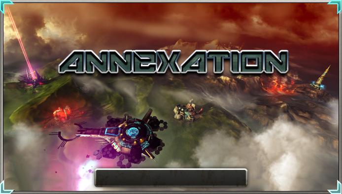 Conquest annexation banner
