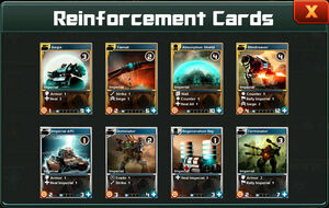 Reinforce-imperial