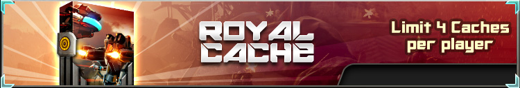 Royal cache banner
