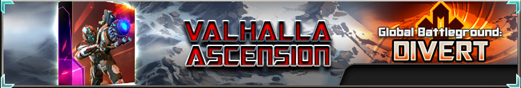 Valhalla ascension divert banner